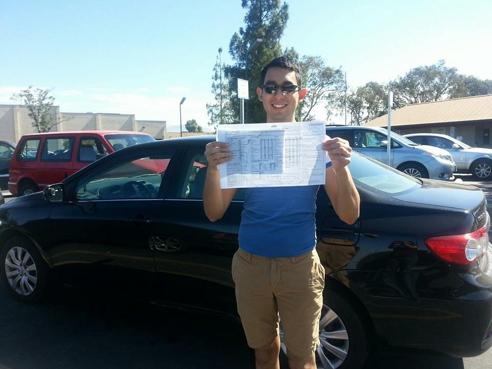 Rolando Passes The Drive Test! | Drive Happy Driving School