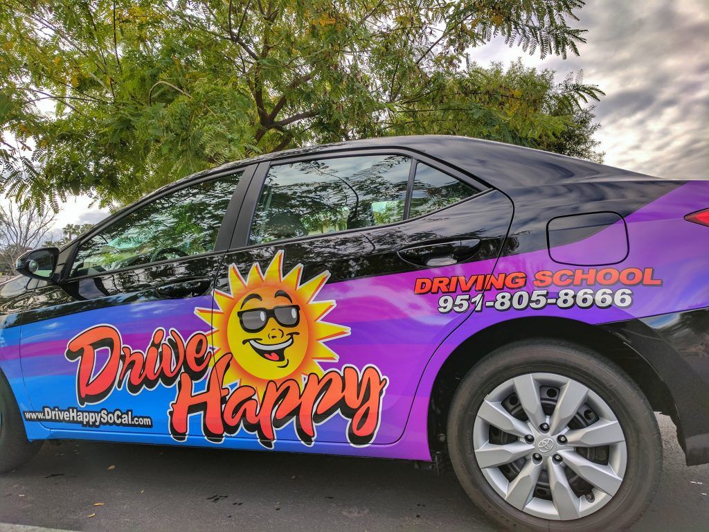 Drive Happy Driving School turns 9 years old!