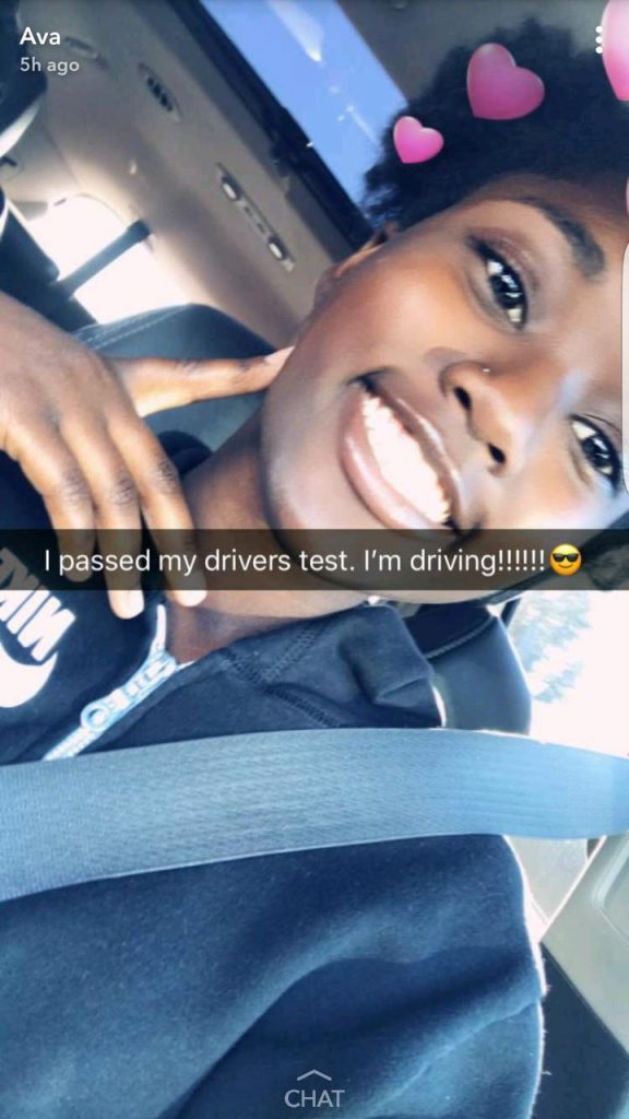 Ava from Murrieta passes the DMV Drive Test with Drive Happy!